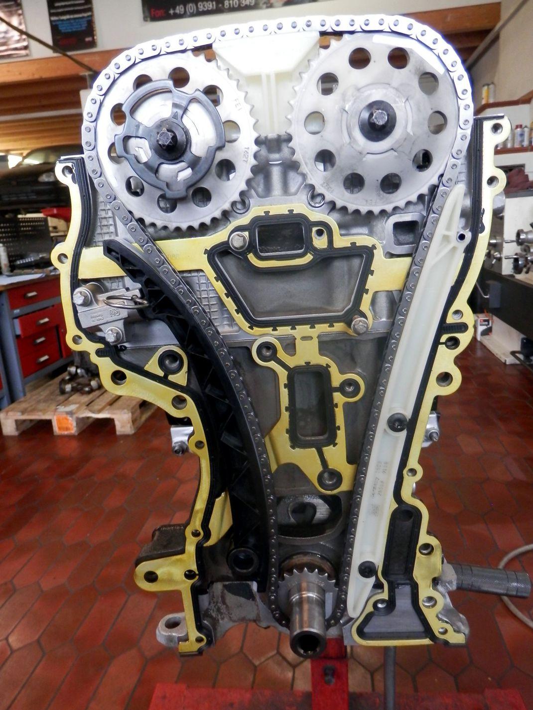 Austauschmotor 1 2 16v Z12xe Mrg Motors Austauschmotor