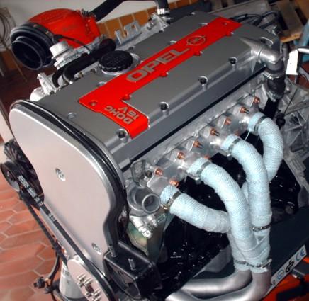Sportmotor 2 0 16v C20xe 180 Ps Mrg Motors Sportmotoren